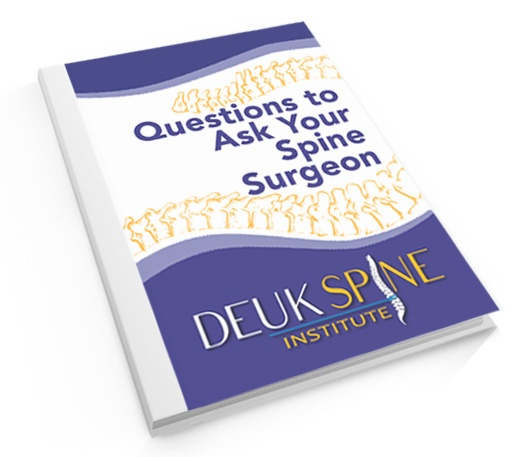 questions to ask when choosing a spine surgeon